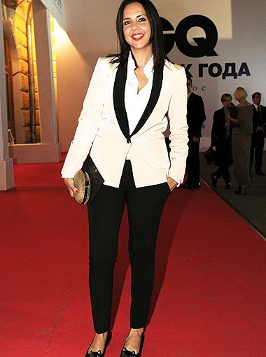 Ольга Шелест выбрала неудачные брюки. Фото Милы Стриж.