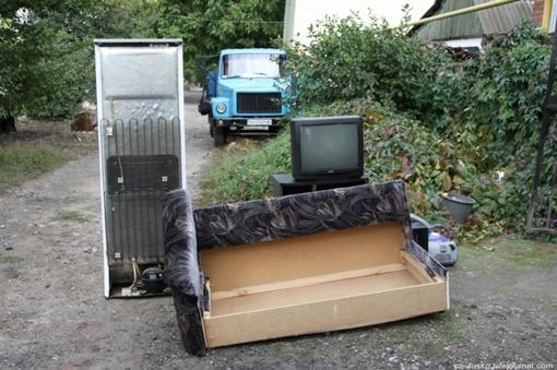 Прощай, телевизор! Фото автора