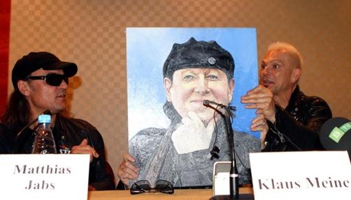 Рудольф Шенкер на пресс-конференции заменил Клауса