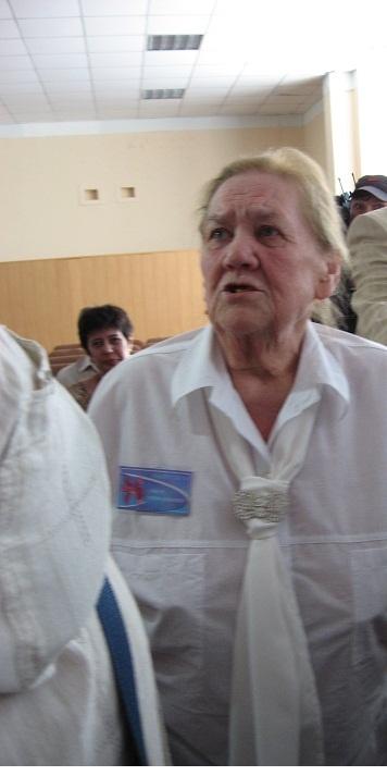 Ольга Борисенко к мэру обратилась
