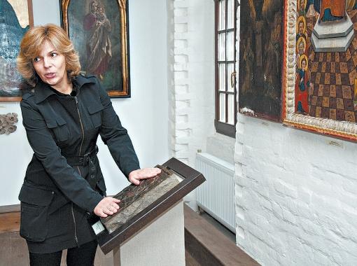 Свою уникальную коллекцию Ольга Богомолец собирала 15 лет.