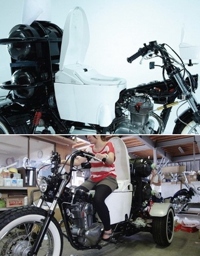 Мотоцикл скоро выпустят на дороги Японии. Фото: novate.ru