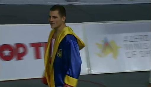 Полуфиналист чемпионата мира. Фото с сайта fbu.net.ua
