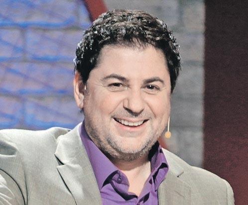 Александр Цекало, шоумен.
