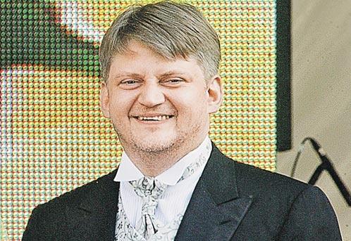 Александр Зарубин, бизнесмен.