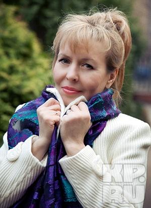 Ольга Кормухина - не случайный человек в этой истории: она выступала на концерте, во время которого произошла трагедия... Фото: Валерий Лукьянов