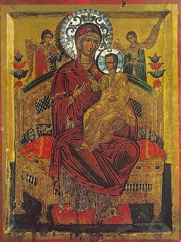 В шахтерскую столицу привезут иконы Божией Матери - Иверскую и