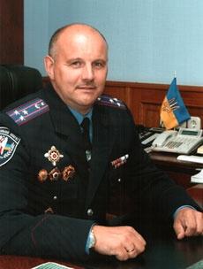 Виктор Козицкий. Фото с официального сайта ГУ МВДУ в Запорожской области.