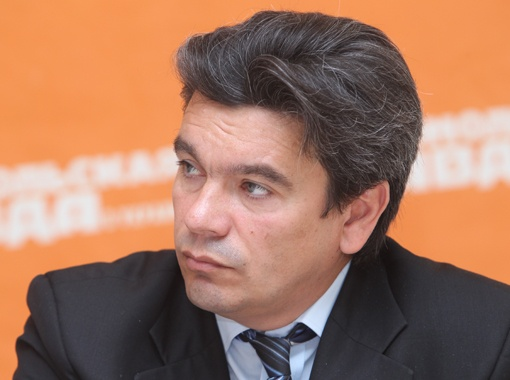 Борис Скачко, врач-иммунолог, диетолог, реабилитолог. Фото Максима ЛЮКОВА.