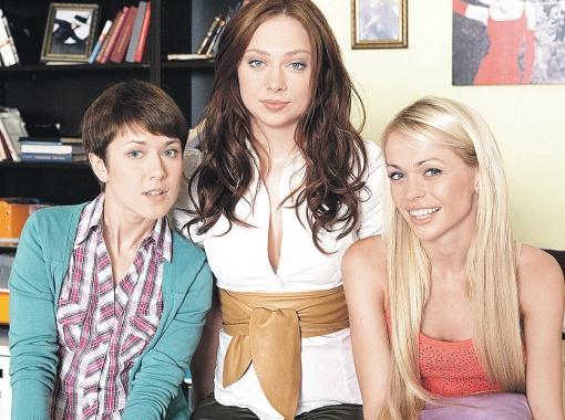 Три новые девушки - Маша, Яна и Кристина