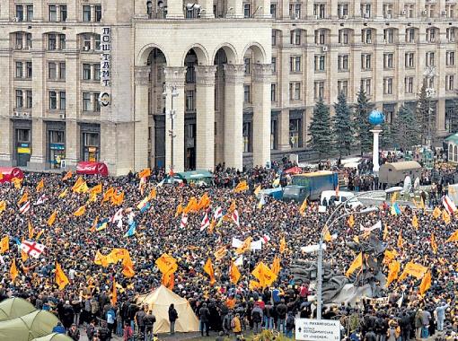 Власть, не скованная оппозицией, сама доведет себя до новой оранжевой революции. Если не хуже.