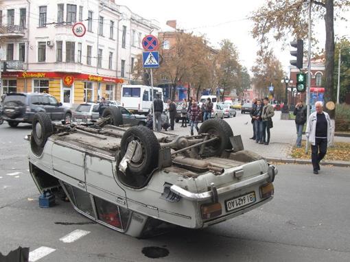Вот так и пересекай улицу Гоголя
