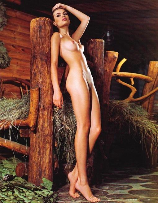 Аня Толчек в образе. Фото с сайта like.lb.ua