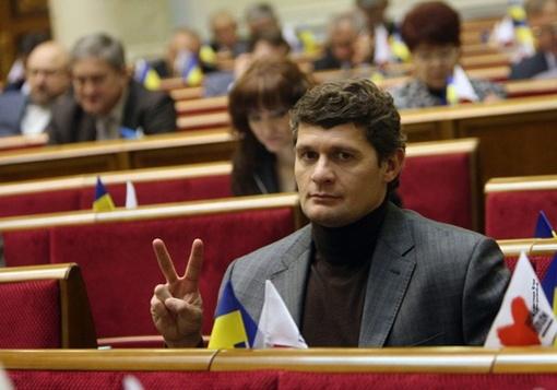 Юрий Чудновский. Фото - официальный сайт Юлии Тимошенко