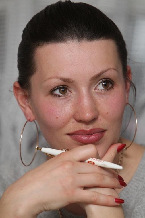 Оксана Балинская не могла смотреть новости о гибели Полековника. Фото Максима Люкова