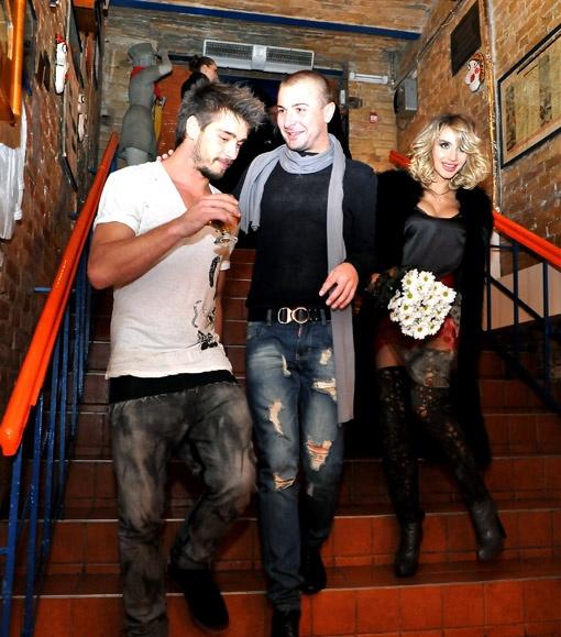 Андрей и Светлана любят бывать на светских вечеринках вместе.
