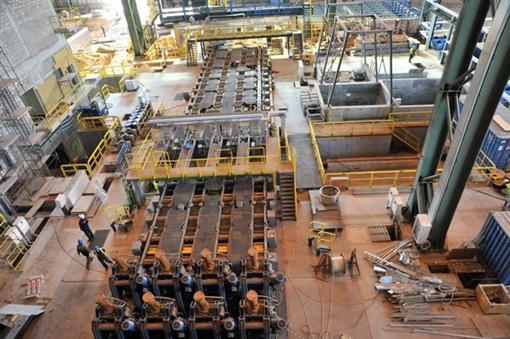 Мощность нового завода составит 1 млн 320 тыс. тонн в год, что сделает его крупнейшим предприятием такого типа в Восточной Европе.