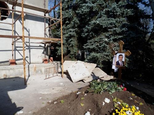 Сейчас кладбище никак не охраняется. Фото: comments.ua