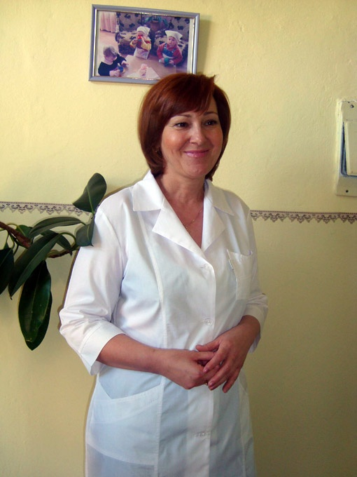 Главный врач Хмельницкого областного специализированного детского дома