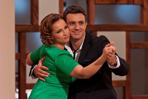Тищенко закружил Чехову в танце