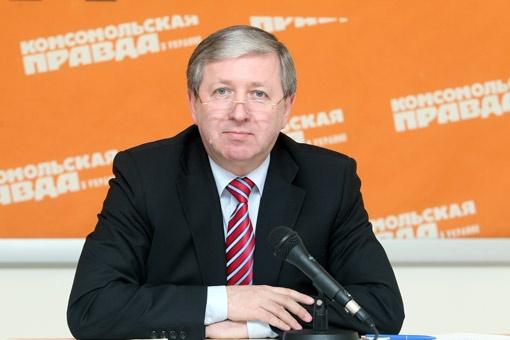 Президент Украинской торгово-промышленной конфедерации Владимир Демчак.