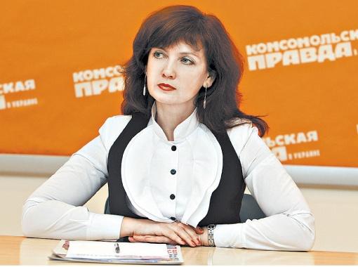 Кандидат медицинских наук Виктория Крылова.
