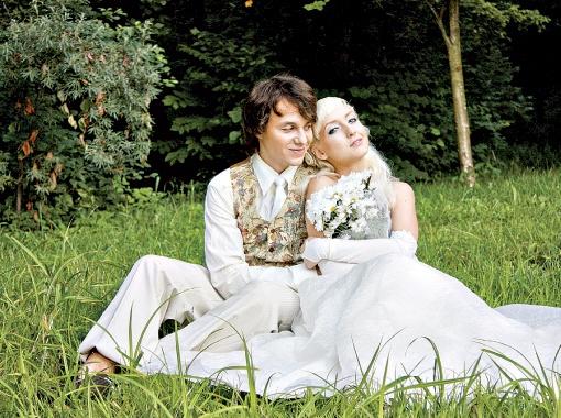Герои первого выпуска Александра и Виталий уверены - свадьба запомнится им надолго.