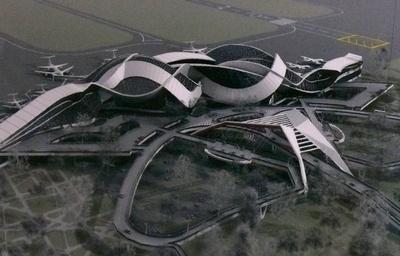 Проект нового аэропорта в Одессе