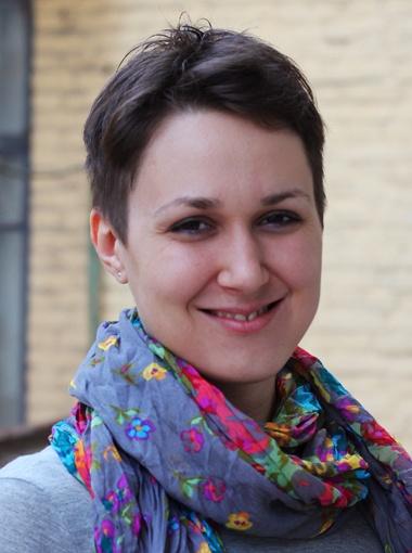 Галина Ярманова, координатор программы Представительства Фонда имени Генриха Бёлля в Украине.