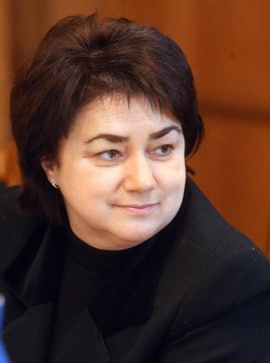 Лариса Кобелянская, координатор проекта