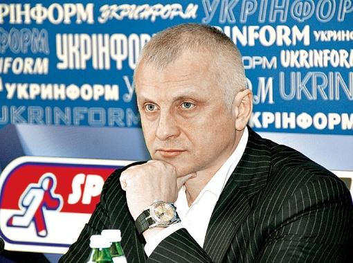 Гринюк Встречался с Масляковым. Фото Укринформ.