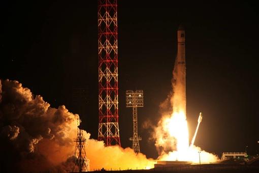 9 ноября в 22.16 по киевскому времени с Байконура стартовала украинская ракета