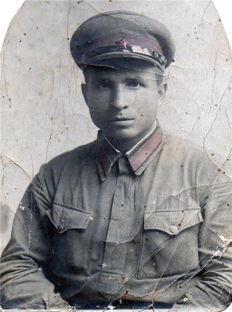 Погибший Александр Таглин