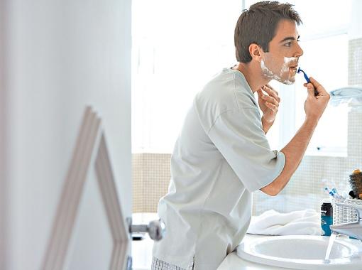 Сбриваемые волосы мертвы, и бритье не влияет на скорость отрастания и процессы
