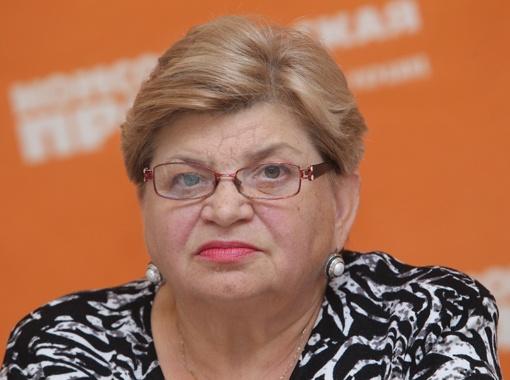 Доктор медицинских наук Мария Гулич. Фото Антона ЛУЩИКА.
