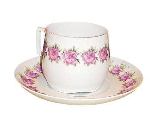 Любимая чашка Людмилы Марковны.