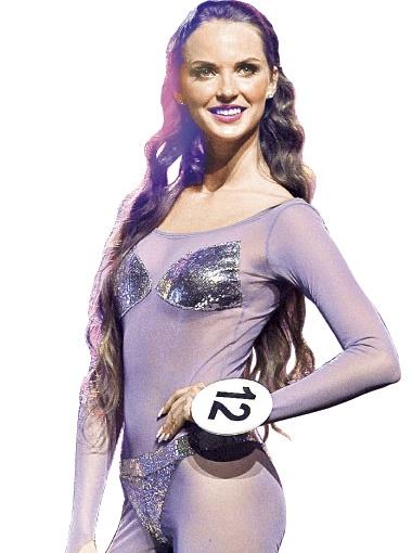 А вот наша Ярослава все-таки попала в число пятнадцати лучших девушек мира. Несмотря на модные теории. Фото Антона ЛУЩИКА.