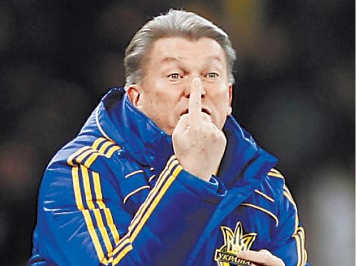 Тренер сборной в ярости: