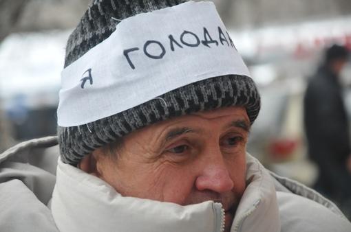 Чернобылец с повязкой