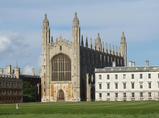 Университет Кембриджа признан