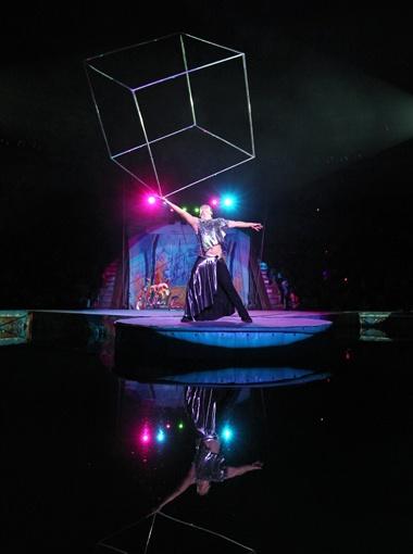 Попасть в Cirque du Soleil - мечта многих циркачей