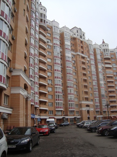 Элитный киевский дом, в котором жил украинский