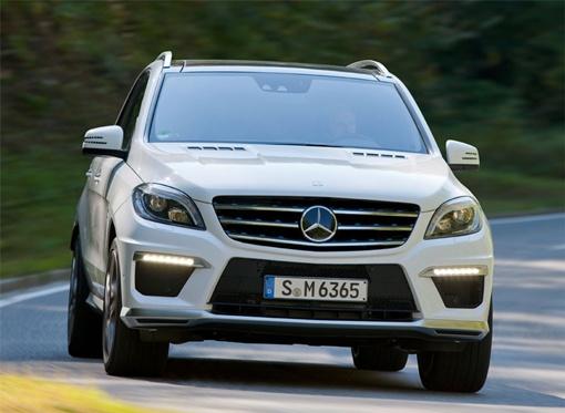 Mercedes получил более чувствительный к скорости спортивный руль