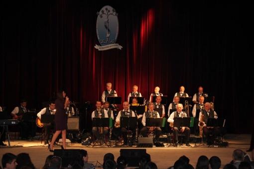 Концерт Тбилиси Биг-Бэнда