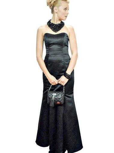 Лидия Таран на сей раз ушла без статуэтки, но была одной из самых красивых.