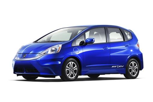 Honda похвасталась серийной версией чисто электрического малолитражного автомобиля Fit EV