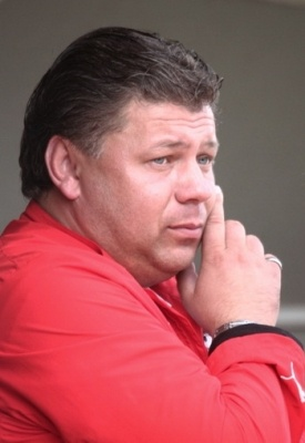 Тренер в больнице, состояние тяжелое. Фото с сайта ffkryvbas.com.ua