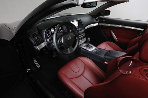 Интерьер авто будет доступен покупателям сразу в двух цветах