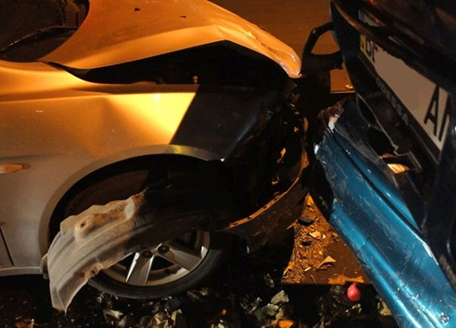 Авария произошла в Николаеве. Фото с сайта Магнолия-ТВ