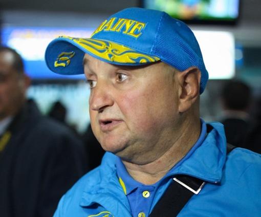 Фото автора и с официального сайта Федерации бокса Украины.